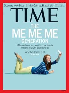 generation me narcissism